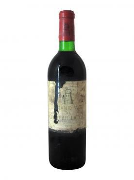 Château Latour 1970 Bottle (75cl)