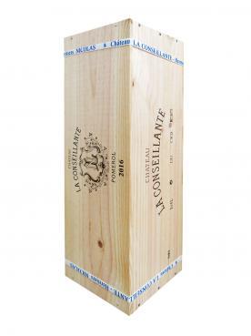 Château La Conseillante 2016 Original wooden case of one impériale (1x600cl)