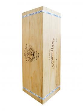 Château La Conseillante 2016 Original wooden case of one salmanazar (1x900cl)