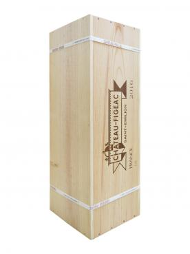 Château Figeac 2016 Original wooden case of one salmanazar (1x900cl)