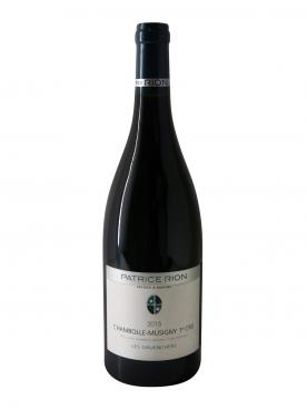 Chambolle-Musigny 1er Cru Les Gruenchers Patrice Rion 2015 Bottle (75cl)