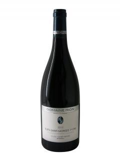 Nuits-Saint-Georges 1er Cru Clos St Marc Domaine Rion 2015 Bottle (75cl)