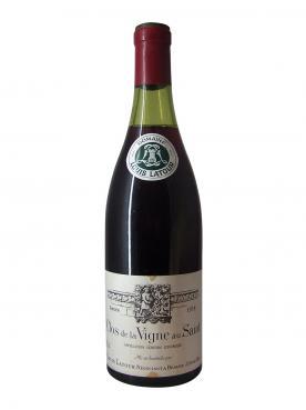 Corton Clos de la Vigne au Saint Louis Latour 1979 Bottle (75cl)