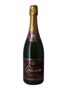 Champagne Lanson Red Label Brut 1985 Bottle (75cl)
