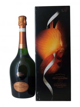 Champagne Laurent Perrier Grand Siècle Alexandra Rosé Brut 1998 Box of one bottle (75cl)