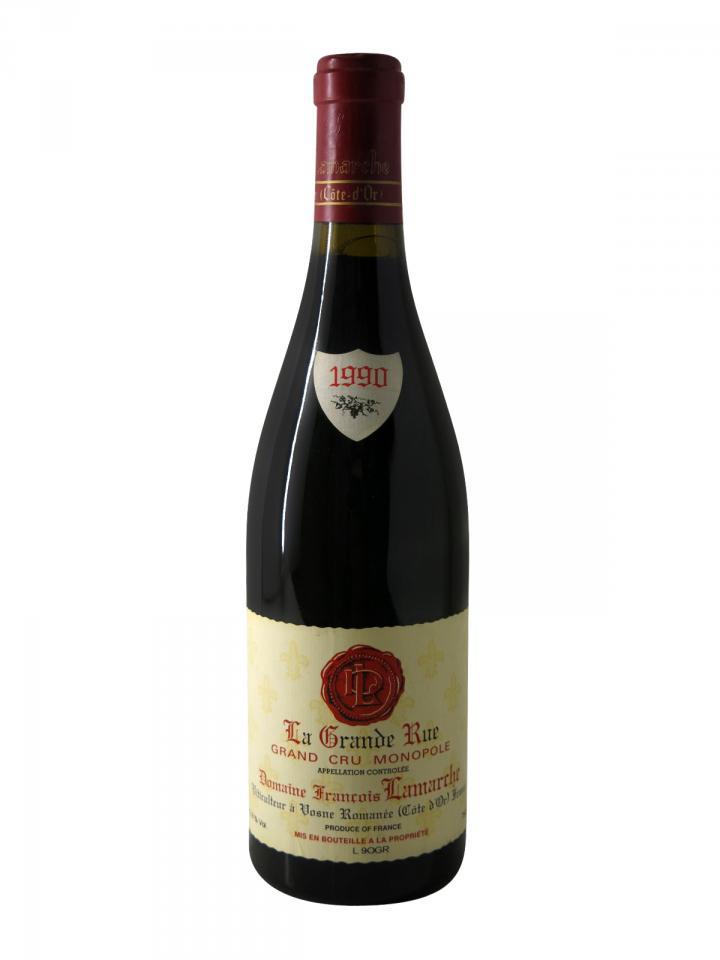 La-Grande-Rue Grand Cru Domaine Francois Lamarche 1990 Bottle (75cl)