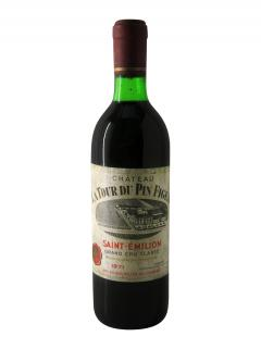 Chateau la Tour du Pin Figeac 1971 Bottle (75cl)