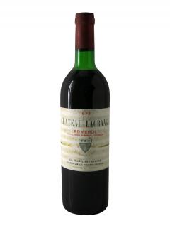 Château Lagrange (Pomerol) 1973 Bottle (75cl)