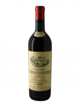 Château Villemaurine 1955 Bottle (75cl)