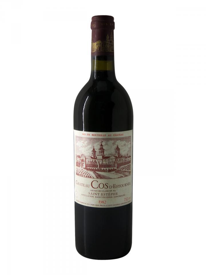Château Cos d'Estournel 1982 Bottle (75cl)