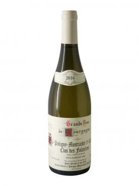 Puligny-Montrachet Clos des Folatières Domaine Paul Pernot & Fils 2016 Bottle (75cl)