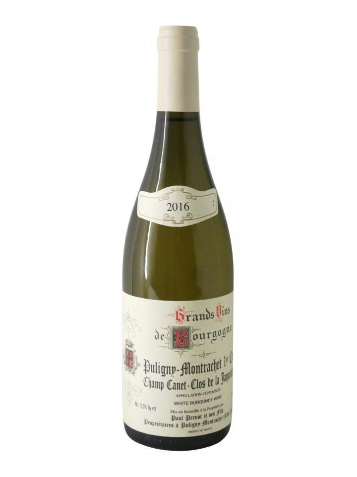 Puligny-Montrachet 1er Cru La Pièce sous le Bois Domaine Paul Pernot & Fils 2016 Bottle (75cl)