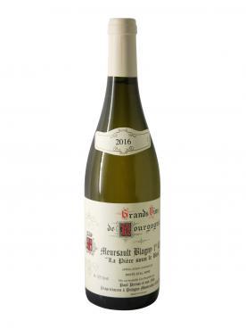 Meursault Blagny La pièce sous le bois Domaine Paul Pernot & Fils 2016 Bottle (75cl)
