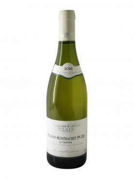 Puligny-Montrachet 1er Cru La Garenne Domaine Françoise & Denis Clair 2016 Bottle (75cl)
