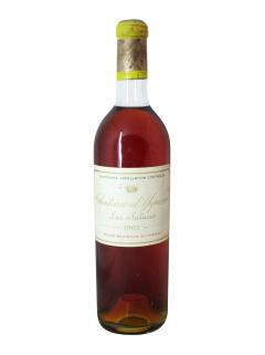 Château d'Yquem 1962 Bottle (75cl)