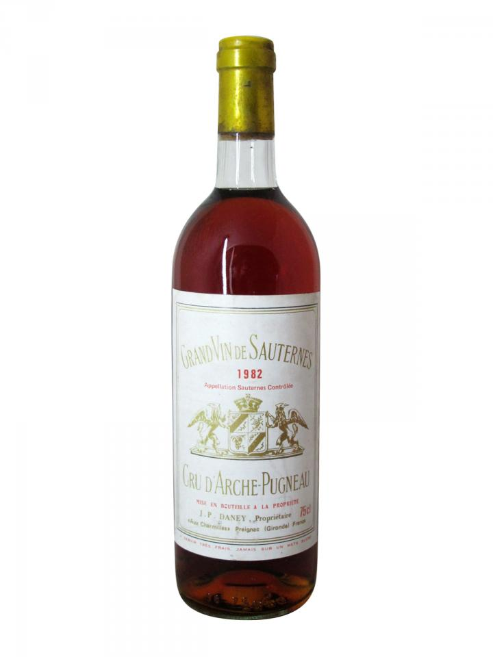 Cru d'Arche Pugneau 1982 Bottle (75cl)