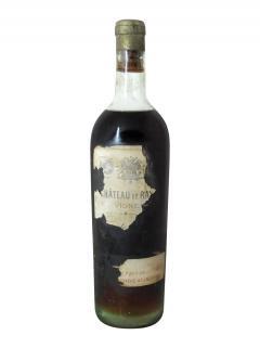 Château de Rayne Vigneau 1920 Bottle (75cl)