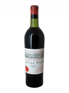 Château Pavie 1945 Bottle (75cl)
