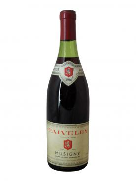 Musigny Grand Cru Domaine Faiveley 1966 Bottle (75cl)