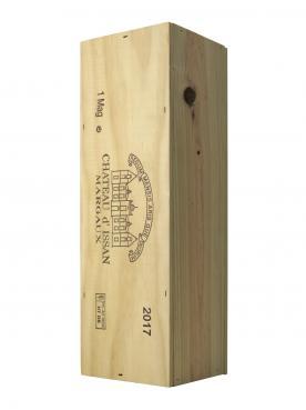 Château d'Issan 2017 Original wooden case of one magnum (1x150cl)