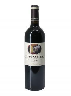 Clos Manou 2019 Bottle (75cl)
