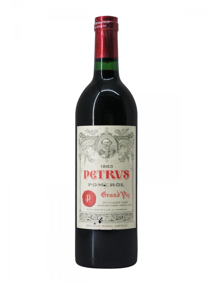 Pétrus 1983 Bottle (75cl)