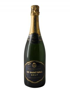 Champagne De Saint-Gall Brut 1985 Bottle (75cl)