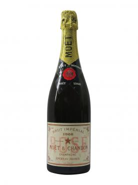 Champagne Moët & Chandon Brut Impérial Rosé Brut 1966 Bottle (75cl)