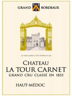 Château La Tour Carnet 2019 Bottle (75cl)