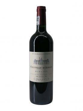 Château d'Arsac 2019 Bottle (75cl)