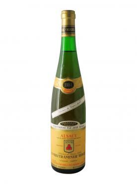Gewürztraminer Sélection de Grains Nobles Hugel 1981 Bottle (75cl)