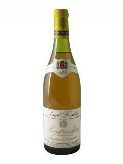 Montrachet Grand Cru Marquis de Laguiche Joseph Drouhin 1986 Bottle (75cl)