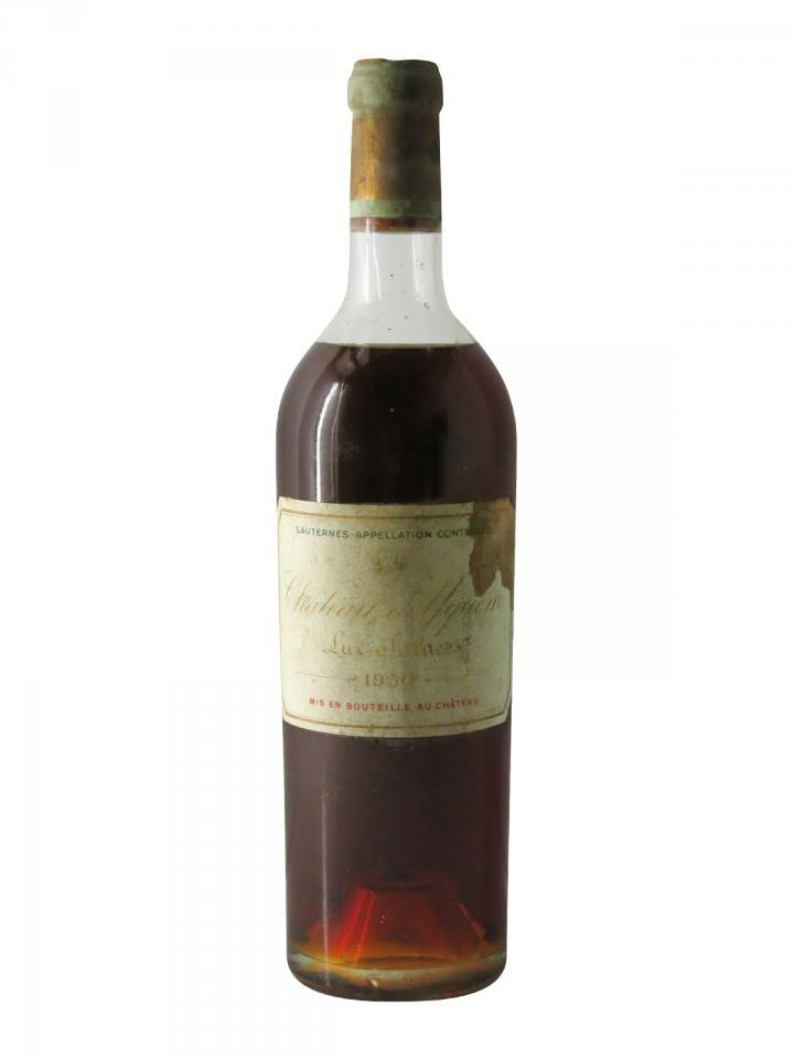 Château d'Yquem 1950 Bottle (75cl)