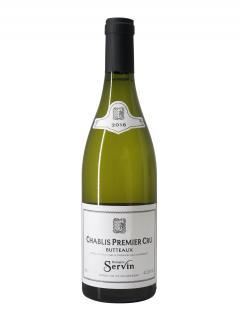 Chablis 1er Cru Butteaux Domaine Servin 2018 Bottle (75cl)