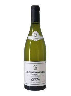 Chablis 1er Cru Les Forêts Domaine Servin 2019 Bottle (75cl)