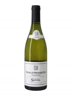 Chablis 1er Cru Vaucoupin Domaine Servin 2018 Bottle (75cl)
