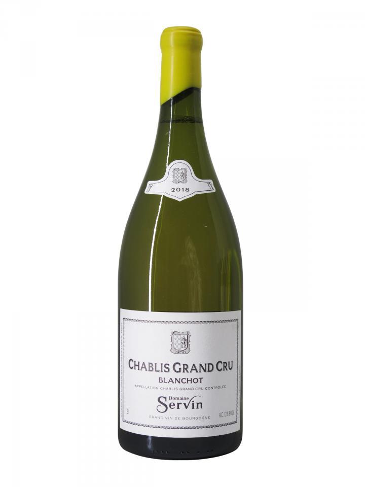 Chablis Grand Cru Les Blanchots Domaine Servin 2018 Magnum (150cl)