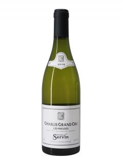 Chablis Grand Cru Les Preuses Domaine Servin 2018 Bottle (75cl)
