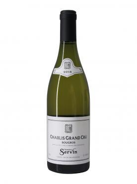 Chablis Grand Cru Bougros Domaine Servin 2018 Bottle (75cl)