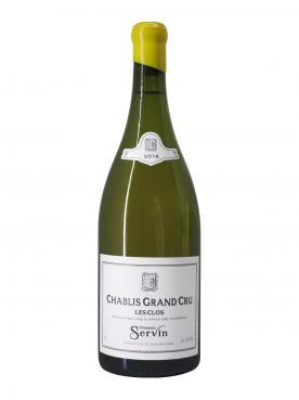 Chablis Grand Cru Les Clos Domaine Servin 2018 Magnum (150cl)