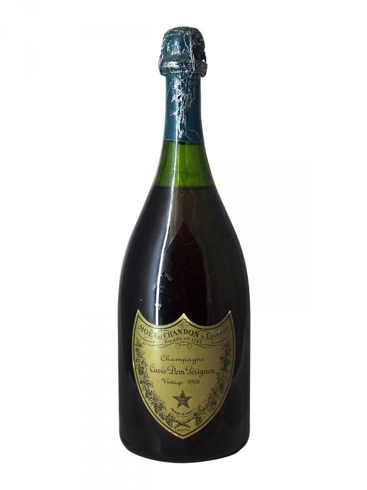 Champagne Moët & Chandon Dom Pérignon Brut 1966 Bottle (75cl)