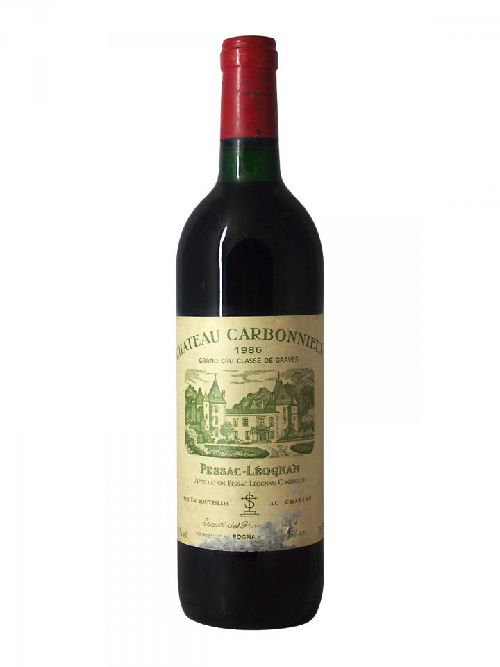 Château Carbonnieux 1986 Bottle (75cl)