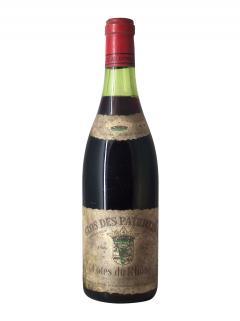 Côtes-du-Rhône Clos des Patriciens 1964 Bottle (75cl)