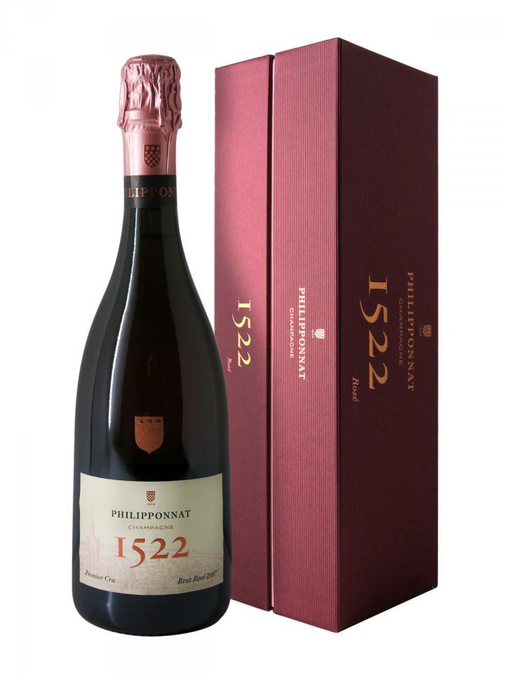 Champagne Philipponnat Cuvée n°1522 Rosé 2007 Bottle (75cl)