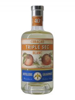 Triple Sec Curaçao Distillerie de Grandmont Bottle (70cl)