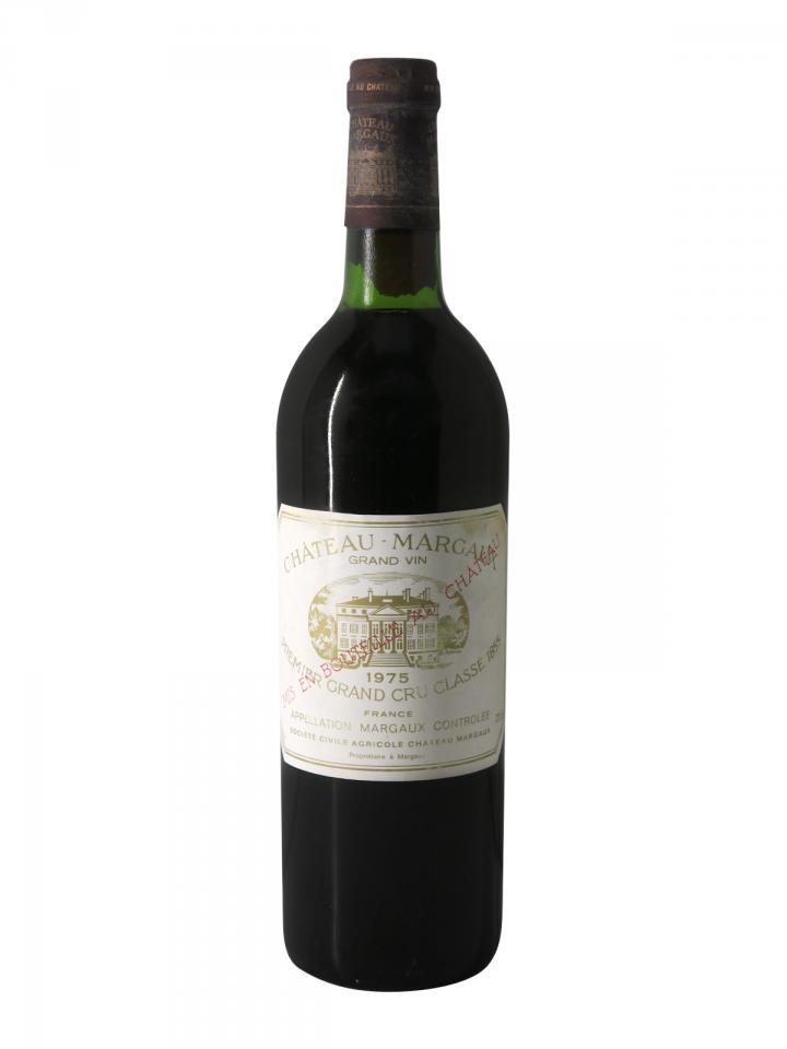 Château Margaux 1975 Bottle (75cl)