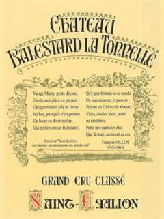 Château Balestard La Tonnelle 2019 Bottle (75cl)