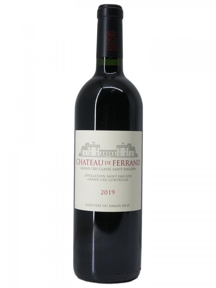 Château de Ferrand 2019 Bottle (75cl)
