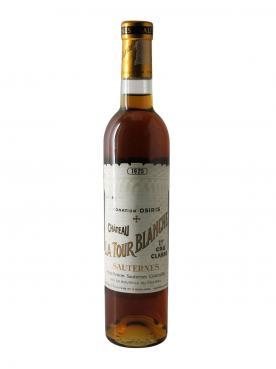 Château La Tour Blanche 1925 Bottle (50cl)