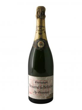 Champagne Besserat de Bellefon Brut 1961 Bottle (75cl)